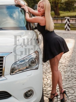 Victoria - Hot escort in Cyprus