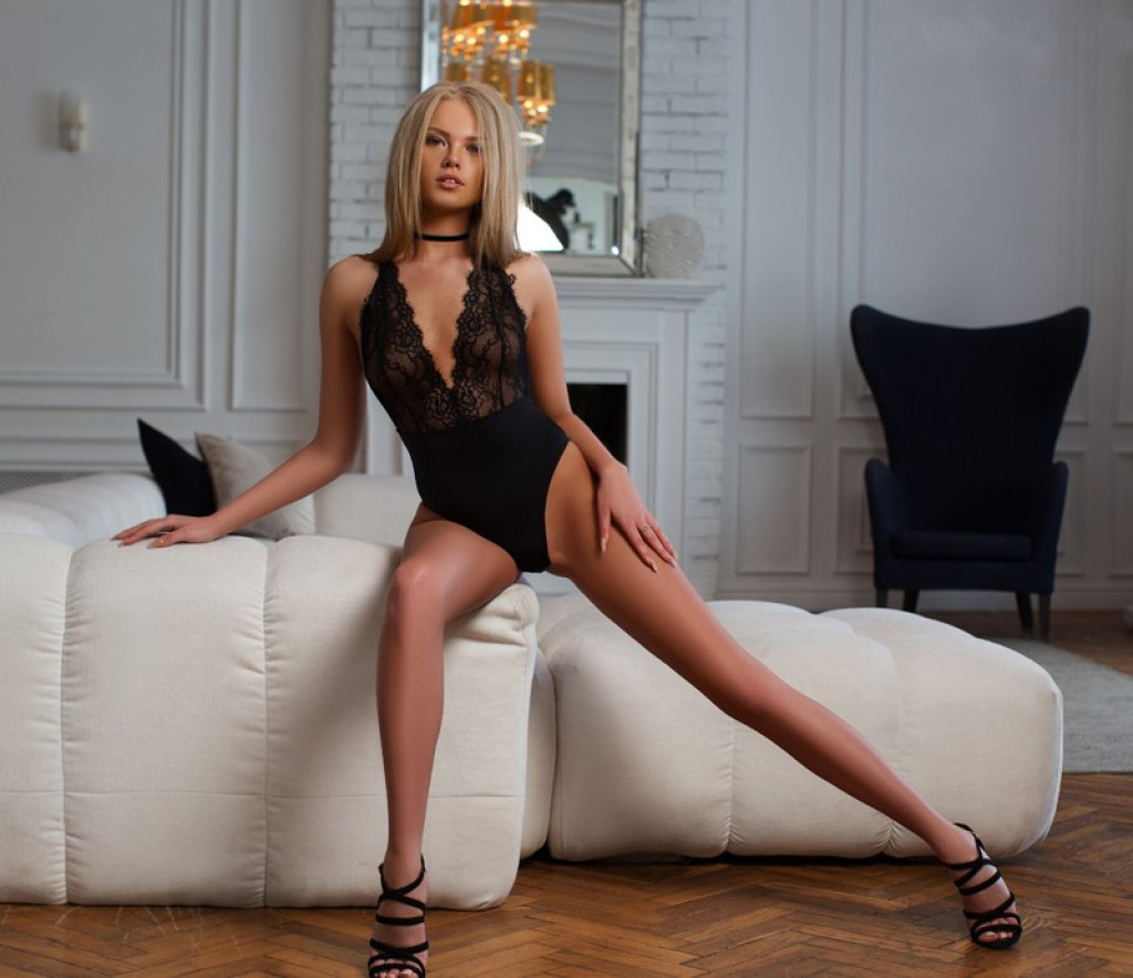 Escort in Larnaca - Valeria